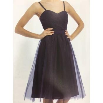 Textil Mulher Vestidos curtos Kocca Vestido Ungalo Azul