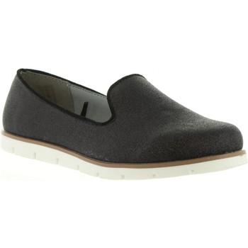 Sapatos Mulher Mocassins Top Way B733941-B7200 Negro