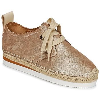 Sapatos Mulher Alpargatas See by Chloé SB30222 Ouro