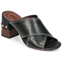 Sapatos Mulher Chinelos See by Chloé SB30083 Preto
