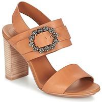 Sapatos Mulher Sandálias See by Chloé SB30123 Camel