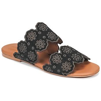 Sapatos Mulher Chinelos See by Chloé SB30182 Preto