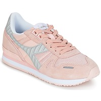 Sapatos Mulher Sapatilhas Diadora TITAN II W Rosa