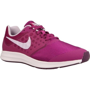 Sapatos Mulher Sapatilhas Nike DOWNSHIFTER 7 (GS) Roxo