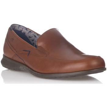 Sapatos Mulher Mocassins Fluchos 9762 Castanho