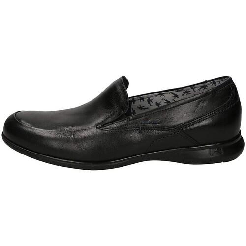 Sapatos Mulher Mocassins Fluchos 9762 Preto