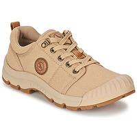Sapatos Homem Sapatilhas Aigle TENERE LIGHT LOW CVS Areia
