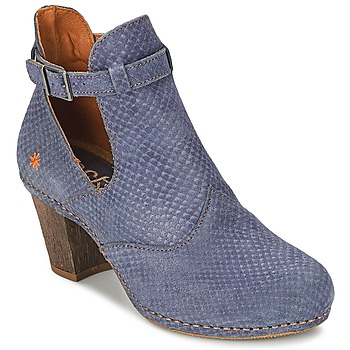 Sapatos Mulher Botins Art IMEET BO Azul