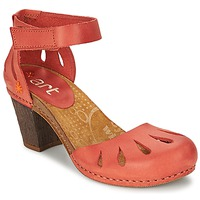 Sapatos Mulher Sandálias Art IMEET Coral