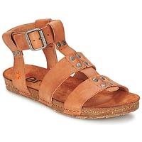 Sapatos Mulher Sandálias Art CRETA SPARA Camel