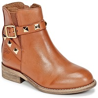 Sapatos Rapariga Botas baixas Young Elegant People CELIAL Conhaque