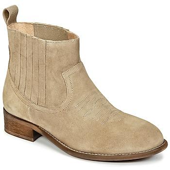 Sapatos Rapariga Botas baixas Young Elegant People DEBBYM Bege