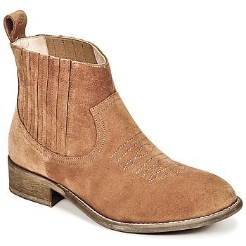 Sapatos Rapariga Botas baixas Young Elegant People DEBBYM Castanho