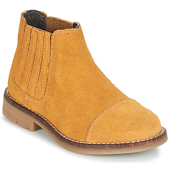 Sapatos Rapariga Botas baixas Young Elegant People FILICIAL Camel