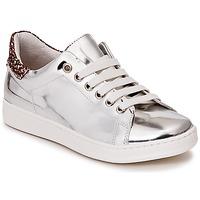 Sapatos Rapariga Sapatilhas Young Elegant People EDENIL Prata