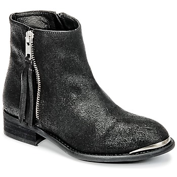 Sapatos Rapariga Botas baixas Young Elegant People AMELIAM Preto