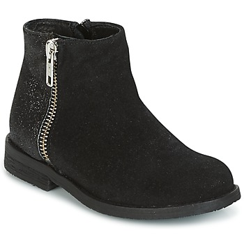 Sapatos Rapariga Botas baixas Young Elegant People FABIOLAD Preto