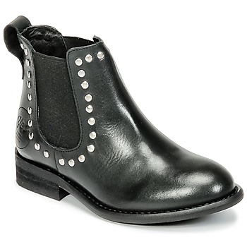 Sapatos Rapariga Botas baixas Young Elegant People FOSTINET Preto