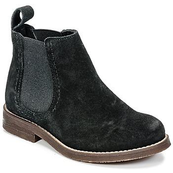 Sapatos Rapariga Botas baixas Young Elegant People COLETTET Preto