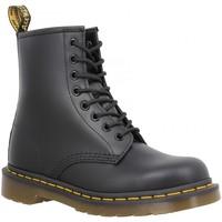 Sapatos Mulher Botins Dr Martens 98252 Preto
