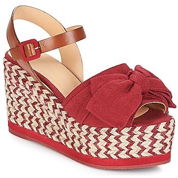 Sapatos Mulher Sandálias Castaner EUCALIPTO Framboesa