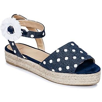 Sapatos Mulher Sandálias Castaner WOXOC Marinho