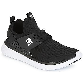 Sapatos Homem Sapatilhas DC Shoes Meridian M SHOE BKW Preto