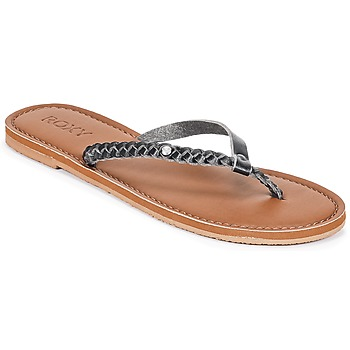 Sapatos Mulher Chinelos Roxy LIVIA J SNDL BLK Preto
