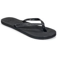 Sapatos Mulher Chinelos Roxy NAPILI II J SNDL BK4 Preto