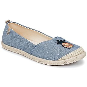 Sapatos Mulher Alpargatas Roxy FLORA II J SHOE CHY Azul