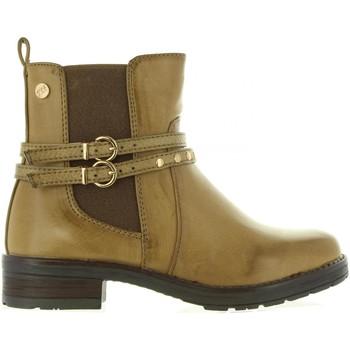 Sapatos Rapariga Botins Xti 53970 Marr?n