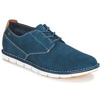 Sapatos Homem Sapatos Timberland TIDELANDS OXFORD Marinho