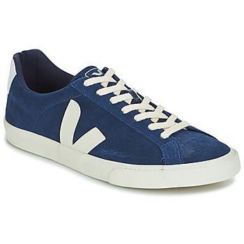 Sapatos Homem Sapatilhas Veja ESPLAR LOW LOGO Azul