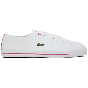 Sapatos Mulher Sapatilhas Lacoste Marcel 117 1 Branco
