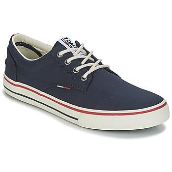 Sapatos Homem Sapatilhas Tommy Hilfiger VIC 1 Azul