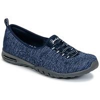 Sapatos Mulher Sapatilhas Skechers EASY-AIR IN-MY-DREAMS Azul / Marinho