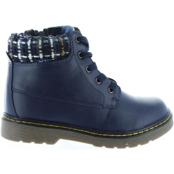Sapatos Rapariga Botins Xti 54018 Azul