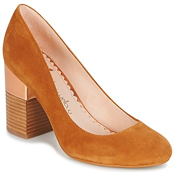 Sapatos Mulher Escarpim Mellow Yellow DABOL Camel