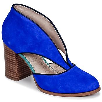 Sapatos Mulher Botins Mellow Yellow DADYLOUNA Azul