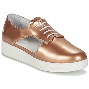 Sapatos Mulher Sapatos Mellow Yellow DAFUNK Laranja / Metalizado