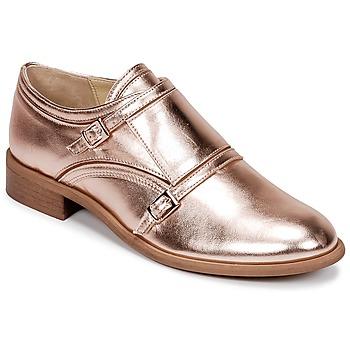 Sapatos Mulher Sapatos Mellow Yellow DOS Rosa / Ouro