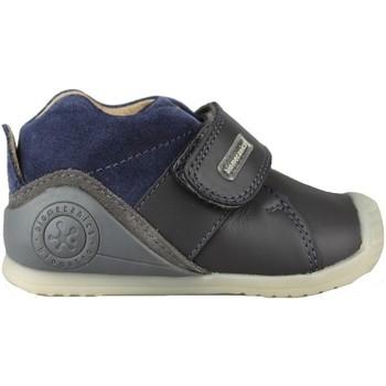 Sapatos Criança Sapatilhas de cano-alto Biomecanics ZAPATO CASUAL BEBE MARINO