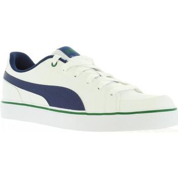 Sapatos Mulher Sapatilhas Puma 362947 COURT Blanco
