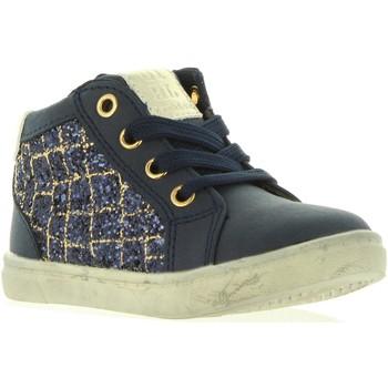 Sapatos Rapariga Sapatilhas de cano-alto Sprox 363811-B1080 Azul