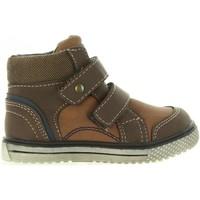 Sapatos Rapaz Sapatilhas de cano-alto Sprox 362242-B1080 Marr?n