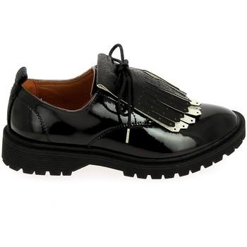Sapatos Mulher Sapatos Armistice Rock Derby Noir Preto