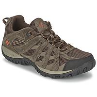 Sapatos Homem Sapatos de caminhada Columbia REDMOND Castanho