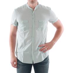 Textil Homem Camisas mangas curtas Antony Morato - Verde claro