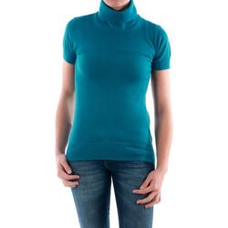 Textil Mulher camisolas Amy Gee AMY04215 Azul
