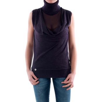 Textil Mulher camisolas Amy Gee AMY04218 Morado